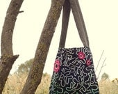 Large Anemone\/Poppy Bag