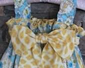 The Princess Bella Dress - Ready for TEA - Sizes 6/7, 8