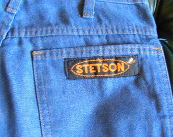 Stetson cowboy jeans 28 32