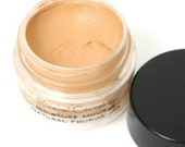 All Natural Cream Concealer - Mini Trial Size - 3 Shades in Light thru Light Medium Beige