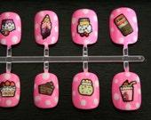 Kawaii Candy Shoppe Art Nails From Japan