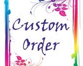 Custom Order for Reeti