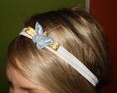Butterfly Bow Headband