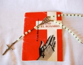 Rosary and little book