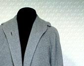 100 Percent Cashmere Wool Coat  Vintage A Line