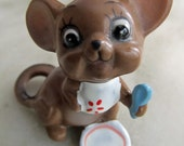 Vintage Josef Original Mouse, Collectible Mice, Figurine