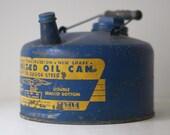 Industrial Metal Gas Can
