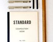 1950 Standard Composition Book