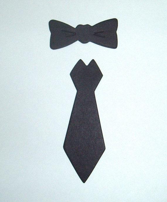 Il Mens Tie Cuts For Embellishing Black Affair Wedding