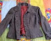 Lady like tweed jacket