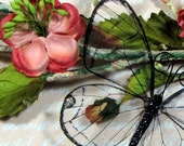 Glass Butterfly Embellishments G4