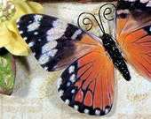 Butterfly Embellishments Graceful Tiger