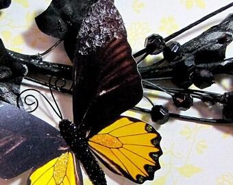 Butterfly Embellishments Sunrise