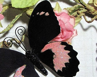 Butterfly Embellishments Infinity
