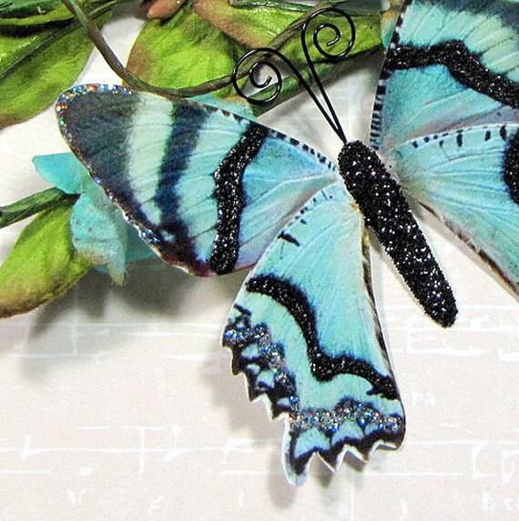 Butterfly Embellishments Summer Breeze