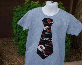 Arizona Cardinals Tie tshirt