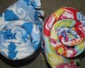 No-Sew Toddler/Child Sleeping Bag, PDF Pattern and Tutorial