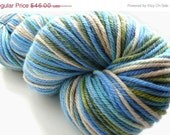 CLOSE OUT Marbles Hand-Dyed Organic Merino Yarn (8 oz) FREE Shipping