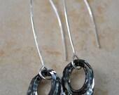 Simple Elegance - Swarovski Crystals and Handmade Sterling Silver Earwires