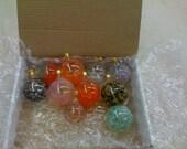 Hand Blown Lampwork Ornaments