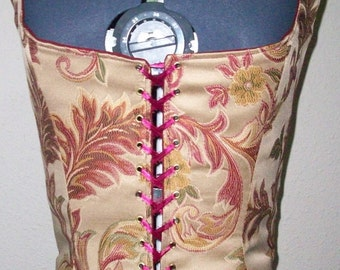 Custom Made to order Corset