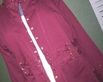 Custom made to order Grommet Jacket