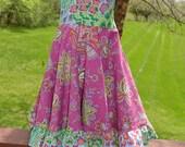 Party Twirl Dress--Custom Listing--