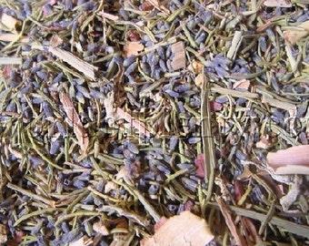 Herbal Closet Sachet Blend Bulk with 8 Refillable 3x5 Muslin Bags 1lb (18 cups)