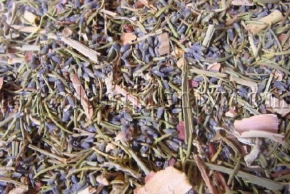 Herbal Closet Sachet - Bulk Blend with Refillable 3x5 Muslin Bags