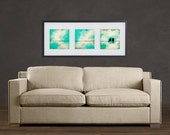Love You More - 3 8x8 - Set of 3 Fine Art Prints by Jodi Leigh