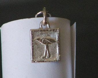 Birdlegs-Sterling Silver Mini Charm/Pendant
