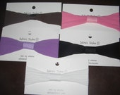 NYLON HEADBAND SET... All the colors you need to get started