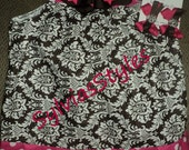 Damask Star Dress and bows and you pick the size