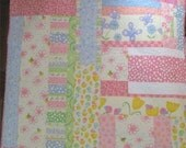 Flowers, Bees and Ladybugs Quilts