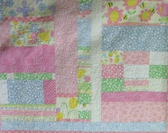 Spring Patches Quilt