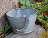 Yarn Bowl in Floating Blue