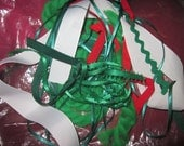 PIF: Bag of Christmas Ribbon