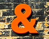 Ampersand home decor photograph 5x5 industrial print - The Joiner
