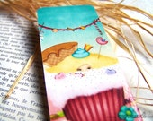 Queen Sugar - Laminated bookmark