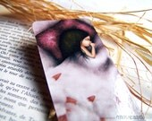 Counting sheeps - Laminated bookmark