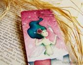 Tiny beauty - Laminated bookmark