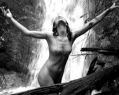 Waterfall Nude