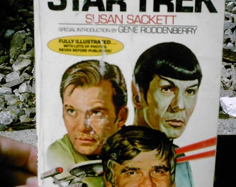 Letters to Star Trek paperback