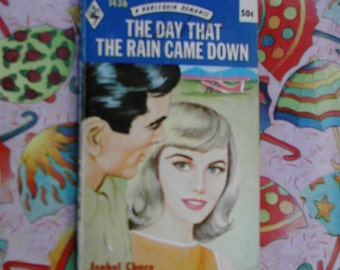 The Day the Rain Came Down paper back