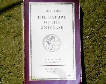Lucretius the Nature of the Universe paper back