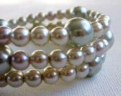 Bracelet in Pearls