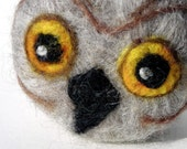 Wise Owl Felted Soap Goat Milk Soap