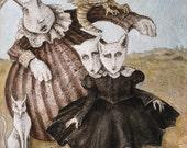 The Girls (print)