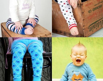 Choose any 5 Pair Baby Leg Warmers SALE Free Gift FREE SHIPPING