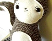 R E S E R V E D for Abdulmalik -- Belchik - The Mischievous Woodland Squirrel Plush - Made to order - Back by Popular Demand by sleepy king